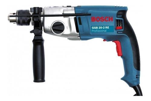 Taladro C/percutor 1/2  800w. Bosch Gsb202re