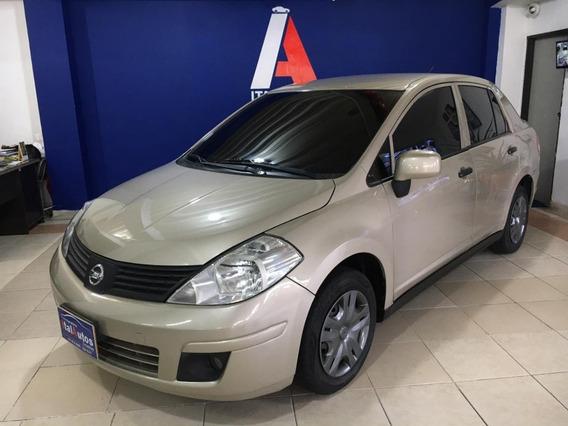 Nissan Tiida Miio 2012