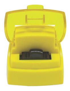 Refil Lâmina Reposição Refiladora Ast405 Aurora Amarela