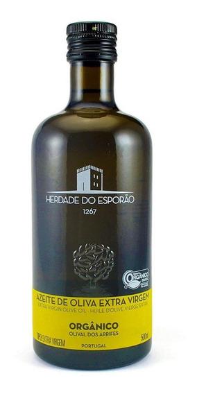 Azeite Português Extra Virgem Herdade Do Esporão 500ml