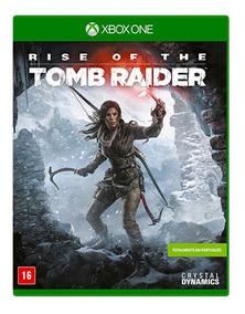 Game Microsoft Xbox One - Rise Of The Tomb Raider