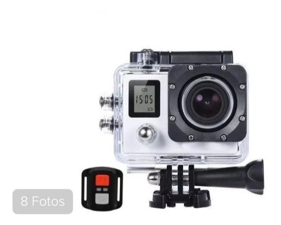Eport Camera Filmadora Wi-figropo 4k Pro Com Controle Remoto