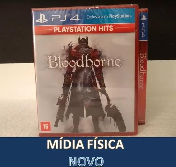 Bloodborne - Jogo P/ Ps4 Original - Midia Fisica Lacrado