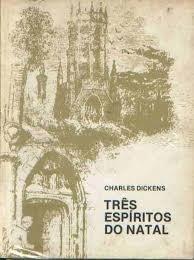 Livro Três Espíritos Do Natal Dickens, Charles