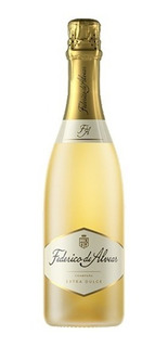 Champagne Espumante Federico Alvear Extra Dulce 750m Pack X6