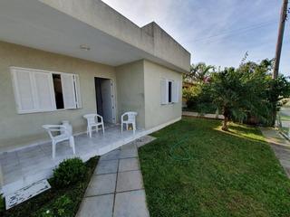 Casa Térrea Três Dormitórios Em Capão Da Canoa, Rs - Ca0623