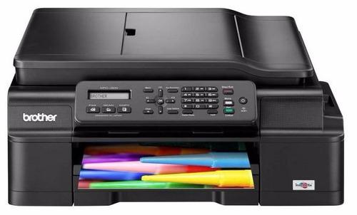 Impresora Multifuncional Brother Mfc-j200 Injeccion De Tinta