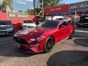 Ford Mustang Gt Premium 5.0 V8 Vermelho 2018
