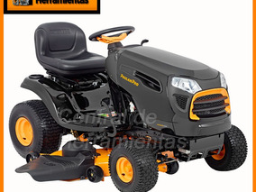 Minitractor Poulan 22hp 48 Automat 12, 6 Cuotas Dto Efectiv