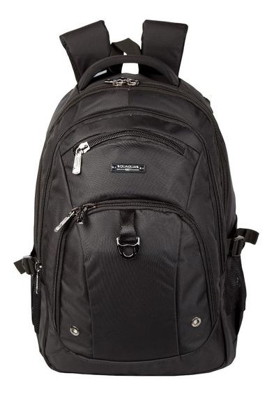 Mochila Escolar Reforzada Porta Notebook Quaglia Q301 Cuotas