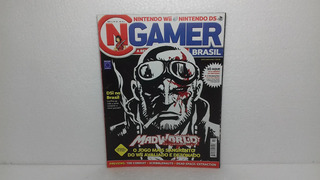 Ngamer Brasil Nº22 - A Revista 100% Nintendo Mad World