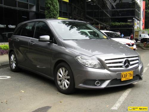 Mercedes-benz Clase B B200 Blueefficiency 1600 Cc T