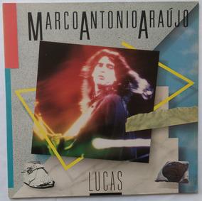 Marco Antônio Araújo Lucas - Lp Vinil