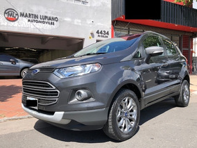 Ford Ecosport 1.6 Freestyle 2014 Vtv 45000 Kms Impecable