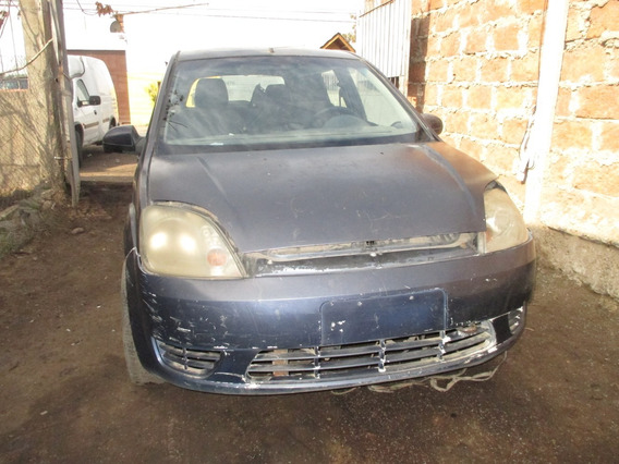 Ford Fiesta 2003 - 2007 En Desarme