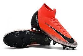 Chuteira Nike Mercurial Cr7 Superfly 360 Elite Tam 43 T Mis