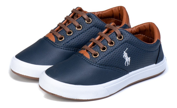 Tenis Sapatênis Infantil Polo Wey Sapato Masculino Barato