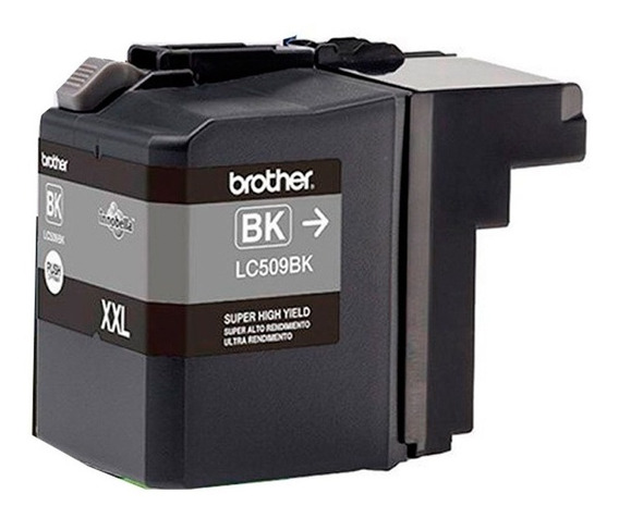 Cartucho Black Original Brother Lc509 Lc-509bk Xxl Promoção