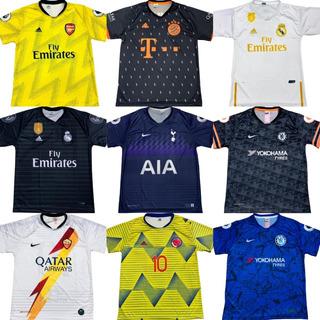 Kit Com 10 Camisas De Futebol, Nacionais E Europeus.