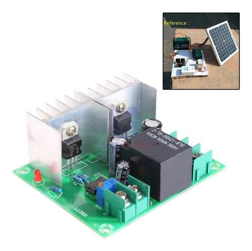 Modulo Inverter 300w 12v A 12v~0~12v Para Transformador Ac