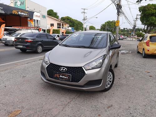 Imagem 1 de 15 de Hyundai Hb20 2019 1.0 Unique Flex 5p