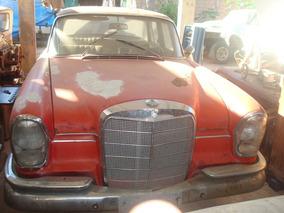 Mercedes Benz 220 Se Com Documento Em Dia