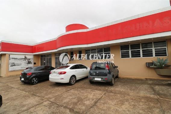 Galpão Para Alugar, Por R$ 20.000/mês - Santa Genoveva - Goiânia/go - Ga0127
