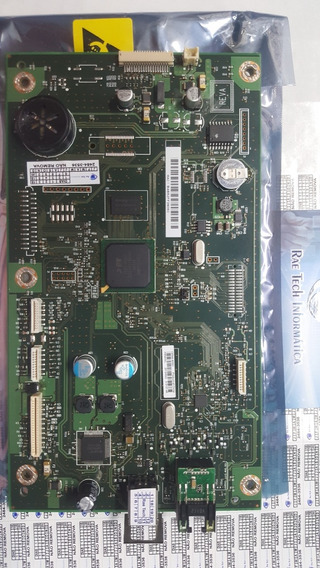 Placa Lógica Laserjet M1536dn Usb Ruim