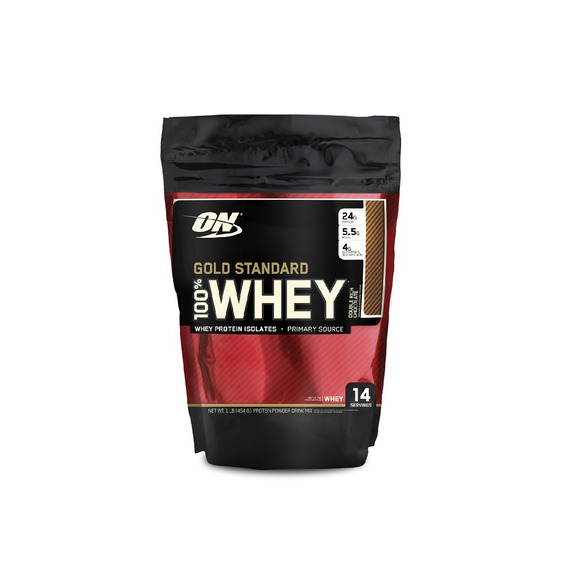 Optimum Nutrition Gold Standard 100% Whey 1lb Chocolate