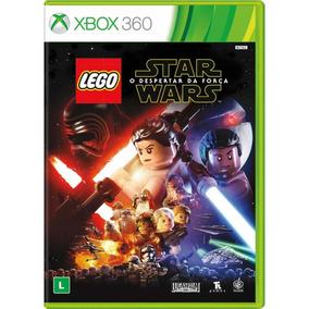 Lego Star Wars-the Force Awakes - Xbox 360 - Midia Fisica