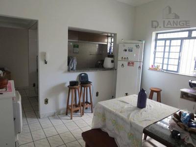 Casa Residencial À Venda, Ponte Preta, Campinas. - Ca9352