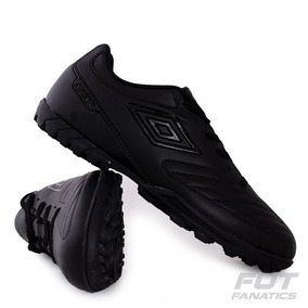 Chuteira Umbro Attak Ii Black Edition Society - Futfanatics