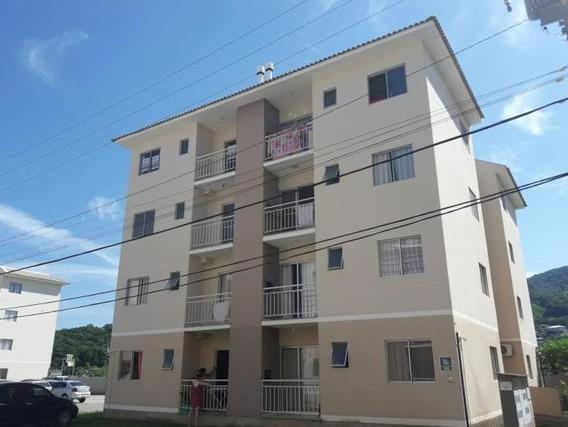 Apartamento Em Centro, Santo Amaro Da Imperatriz/sc De 57m² 2 Quartos À Venda Por R$ 120.000,00 - Ap270970