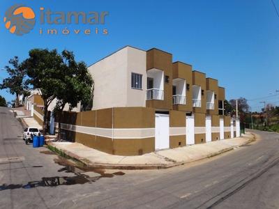 Excelente Casa Duplex Nova De 2 Quartos Em Lagoa Funda - Ca00162 - 4901290