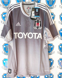 Besiktas Turquia 110 Anos adidas 20 Mesma Camisa Jogo G Nova