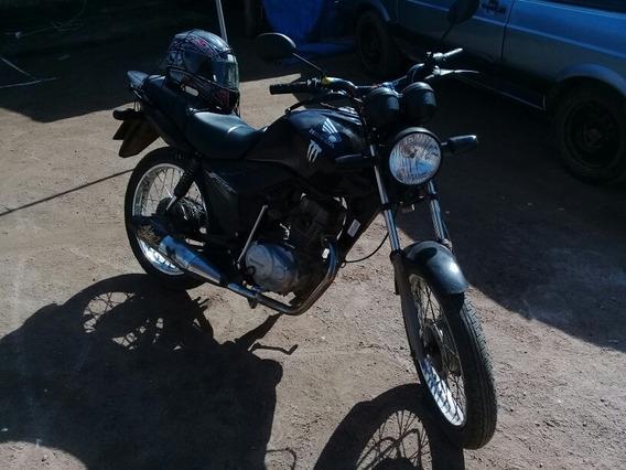 Honda Fan 125 Mota Honda