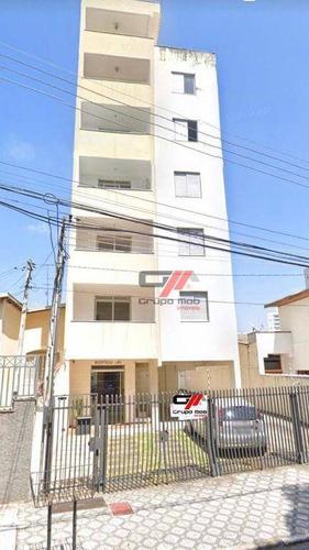 Apartamento Com 1 Dormitório À Venda, 86 M² Por R$ 180.000,00 - Jardim Eulália - Taubaté/sp - Ap0347