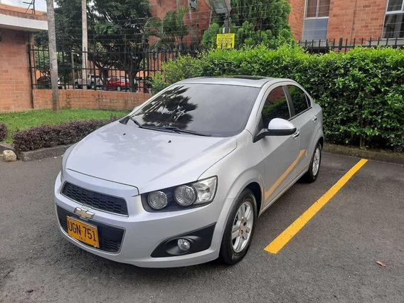Chevrolet Sonic 2015 1.6 Aa 4 Puertas