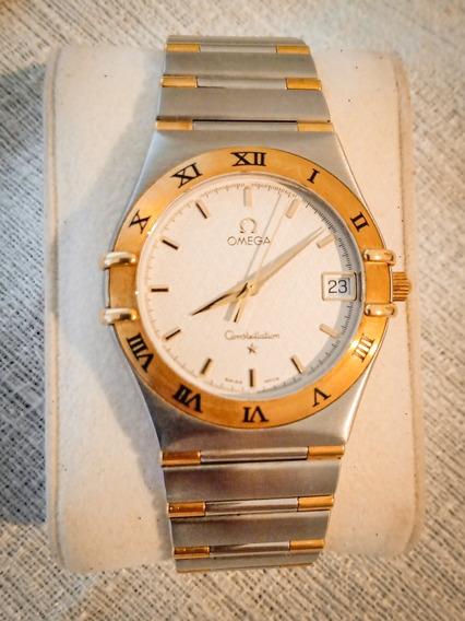 Relógio Omega Constellation Na Caixa
