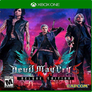 Devil May Cry 5 Deluxe Edition Xbox One Offline