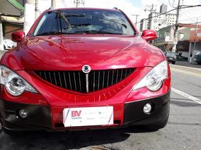 Ssangyong Actyon 2011 A23 - Esquina Automoveis