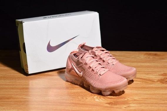 Tenis Feminino Modelo Vapor Max Flyknit 2 Oficial Nike