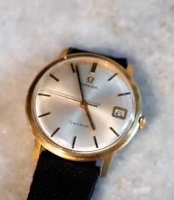 Relógio Omega - Ouro 750 - Corda, 32mm- Funcionando