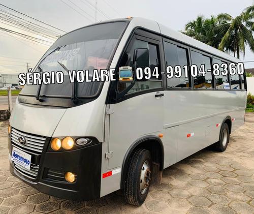 Micro Ônibus Volare V8 On Executivo Cor Prata 2011