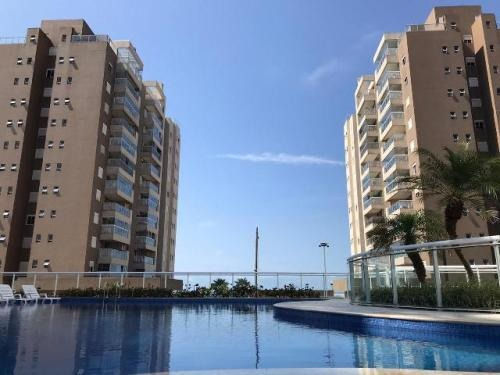 Apartamento No Resort Financialvel No Centro Itanhaém - 6633