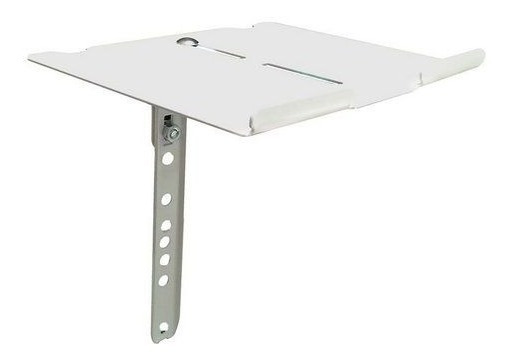 Suporte Multivisão Sdvd Aero Receptor Para Tv Blu-ray Branco