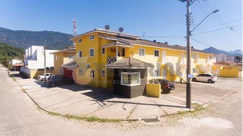 Casa Em Condomínio Com 2 Dormitórios À Venda, 67 M² Por R$ 280.000 - Massaguaçu - Caraguatatuba/sp - Ca0469