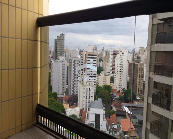 Apartamento Para Vender Em Campinas- Botafogo - Ap09806 - 34617005