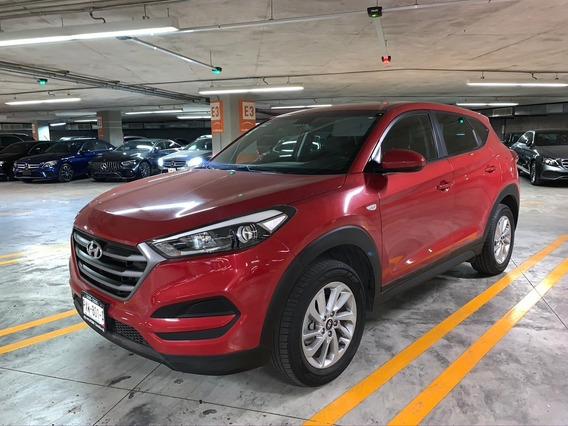 Hyundai Tucson Gls 2018