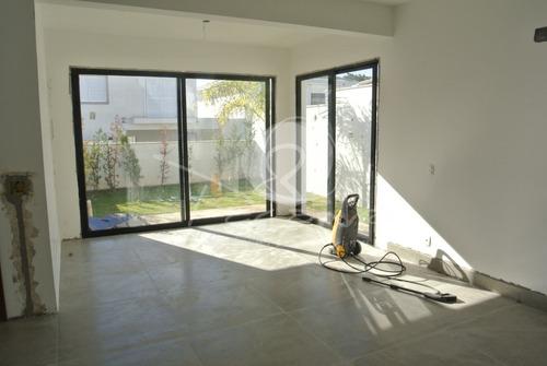 Imagem 1 de 30 de Casa Para Venda Em Condomínio Fechado Na Hípica Em Campinas - Imobiliária Em Campinas - Ca01027 - 69499558